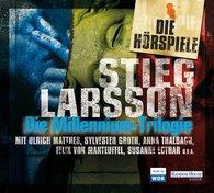 Stieg  Larsson - Die Millennium-Hörspiel-Trilogie