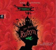 John  Stephens - Das Buch Rubyn