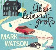 Mark  Watson - Überlebensgroß