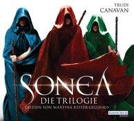 Trudi  Canavan - Sonea- Die Trilogie