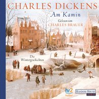 Charles  Dickens - Am Kamin