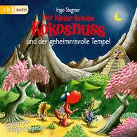 Ingo  Siegner - Der kleine Drache Kokosnuss und der geheimnisvolle Tempel