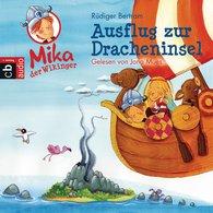 Rüdiger  Bertram - Mika der Wikinger - Ausflug zur Dracheninsel