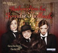 Alle Jahre wieder!? Weihnachten bei Familie Thalbach.