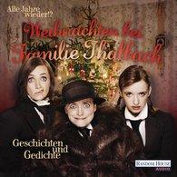 Diverse - Alle Jahre wieder!? Weihnachten bei Familie Thalbach.