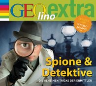 Martin  Nusch - Spione & Detektive - Die geheimen Tricks der Ermittler