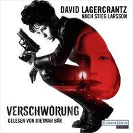 David  Lagercrantz - Verschwörung
