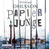 Kristina  Ohlsson - Papierjunge