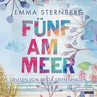 Emma  Sternberg - Fünf am Meer
