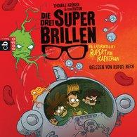 Thomas  Krüger - Die drei Superbrillen - Im Labyrinth des Rupert von Raffzahn