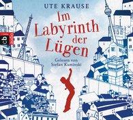 Ute  Krause - Im Labyrinth der Lügen