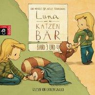 Udo  Weigelt - Luna und der Katzenbär Band 3 & 4