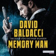 David  Baldacci - Memory Man