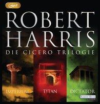 Robert  Harris - Cicero Trilogie