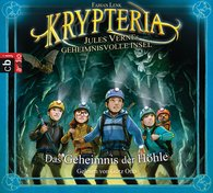 Fabian  Lenk - Krypteria - Jules Vernes geheimnisvolle Insel. Das Geheimnis der Höhle