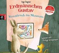 Ingo  Siegner - Erdmännchen Gustav - Kunstraub im Museum