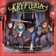 Fabian  Lenk - Krypteria - Jules Vernes geheimnisvolle Insel. Auf den Spuren der Ninja