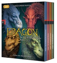 Christopher  Paolini - ERAGON – Die Saga des Drachenreiters