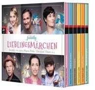 Hans Christian  Andersen, Gerdt von Bassewitz, Gebrüder  Grimm, Heinrich  Hoffmann - Eltern family – Lieblingsmärchen – Box