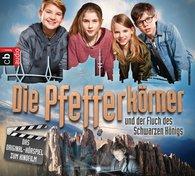 Dirk  Ahner - Die Pfefferkörner und der Fluch des schwarzen Königs