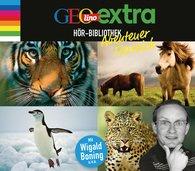 Martin  Nusch - GEOlino extra Hör-Bibliothek – Abenteuer Tierreich