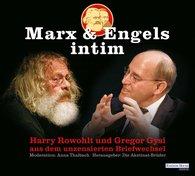 Die Akstinat Brüder  (Hrsg.) - Marx & Engels intim