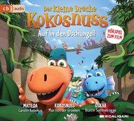 Martin  Nusch, Tony  Power, Mark  Slater, Gabriele  Walther - Der kleine Drache Kokosnuss – Auf in den Dschungel!