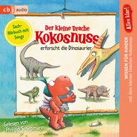 Ingo  Siegner - Alles klar! Der kleine Drache Kokosnuss erforscht... Die Dinosaurier