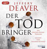 Jeffery  Deaver - Der Todbringer