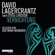 David  Lagercrantz - Vernichtung