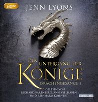Jenn  Lyons - Der Untergang der Könige