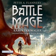 Peter A.  Flannery - Battle Mage