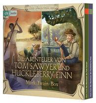 Mark  Twain - Die Abenteuer von Tom Sawyer und Huckleberry Finn