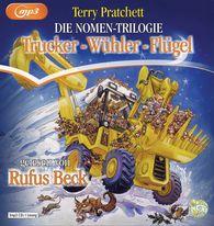 Terry  Pratchett - Die Nomen-Trilogie