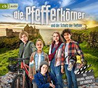 Dirk  Ahner - Die Pfefferkörner und der Schatz der Tiefsee