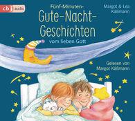 Margot  Käßmann, Lea  Käßmann - Gute-Nacht-Geschichten vom lieben Gott