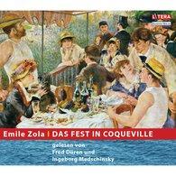 Émile  Zola - Das Fest in Coqueville