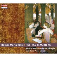 Rainer Maria  Rilke - Recital R. M. Rilke