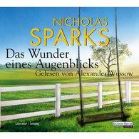 Nicholas  Sparks - Das Wunder eines Augenblicks