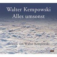 Walter  Kempowski - Alles umsonst
