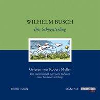 Wilhelm  Busch - Der Schmetterling