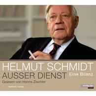 Helmut  Schmidt - Außer Dienst