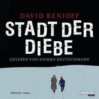 David  Benioff - Stadt der Diebe
