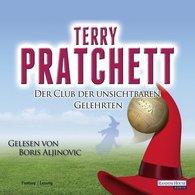 Terry  Pratchett - Der Club der unsichtbaren Gelehrten