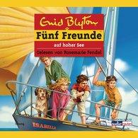 Enid  Blyton - Fünf Freunde auf hoher See