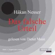 Håkan  Nesser - Das falsche Urteil
