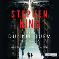 Stephen  King - Der dunkle Turm – Schwarz (1)