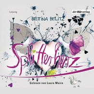 Bettina  Belitz - Splitterherz