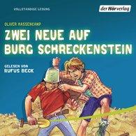 Oliver  Hassencamp - Zwei Neue auf Burg Schreckenstein