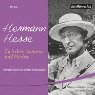 Hermann  Hesse, Volker  Michels  (Hrsg.) - Zwischen Sommer und Herbst
